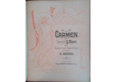 BIZET G.: Carmen