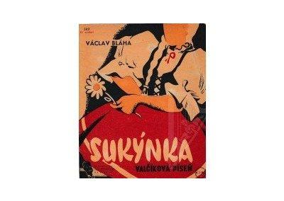 Bláha Václav: Sukýnka