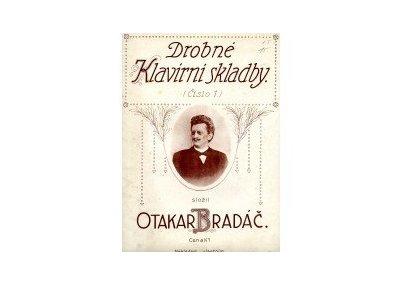 Bradáč Otakar: Drobné klavírní skladby (Číslo 1)