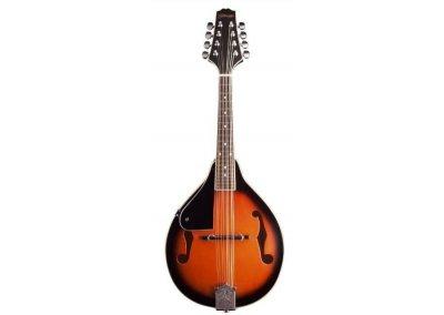 Stagg M20 LH, mandolína bluegrassová, pro leváky