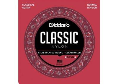 D'ADDARIO EJ27N Nylonové struny pro klasickou kytaru