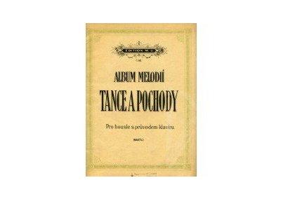 Album melodií III : Tance a pochody