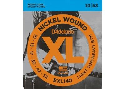 D'Addario EXL140