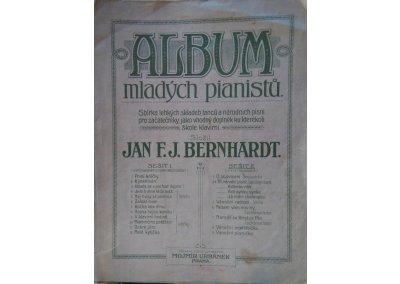 Bernhardt Jan F.J.:Album mladých pianistů - sešit 2.