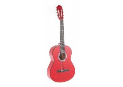 PURE GEWA Klasická kytara 3/4 černá