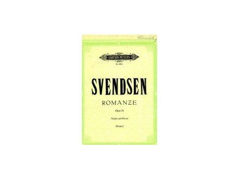 Svendsen Joh.S.: Romanze op.26 pro housle a klavír