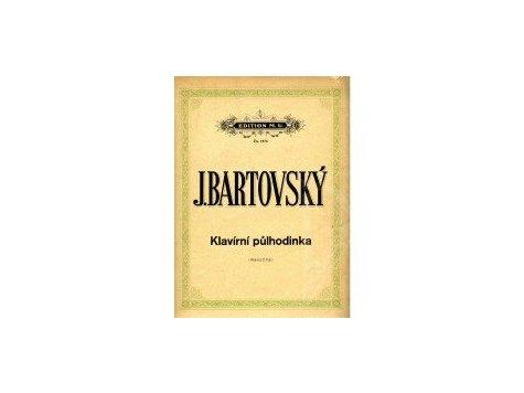 Bartovský Jos.: Klavírní půlhodinka