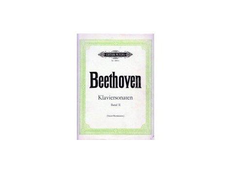 Beethoven Ludwig van: Klaviersonaten - Band II