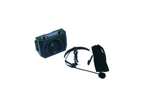 Omnitronic Průvodce 02 mini combo na pásek