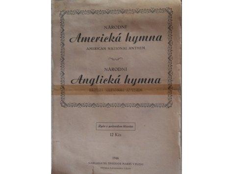 Carey H.: Národní anglická hymna