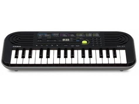 Casio SA 47 keyboard dětský