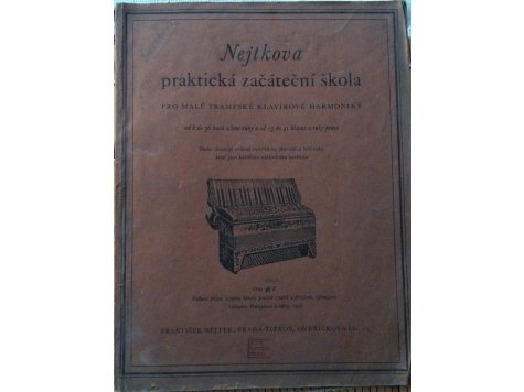 Nejtek František: Nejtkova praktická začáteční škola