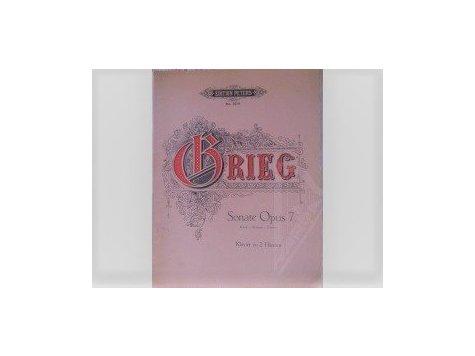 Grieg Edvard: Sonate op.7 e-moll /2
