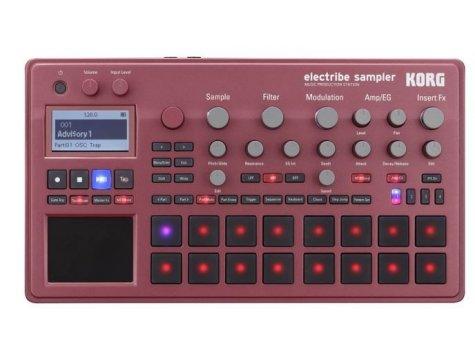 Korg Electribe sampler RD