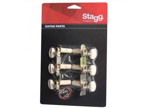 Stagg KG352, ladící mechanika pro klasickou kytaru