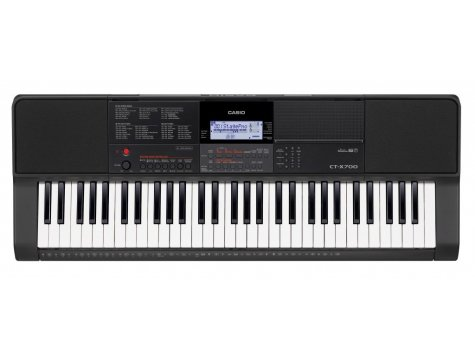Casio CT X700 keyboard