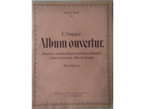 Suppé F.: Album ouvertur