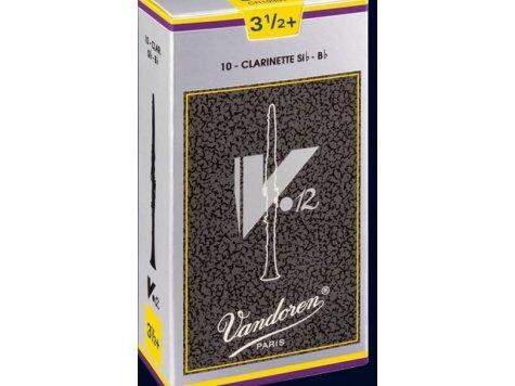 Vandoren V 12 Plátky tvrdost 2,5 Bb-Klarinet