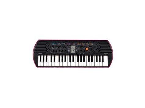 CASIO SA 78 dětské klávesy