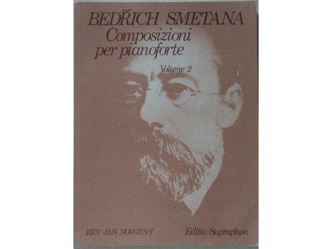 Smetana Bedřich: Composizioni per pianoforte - volume 2