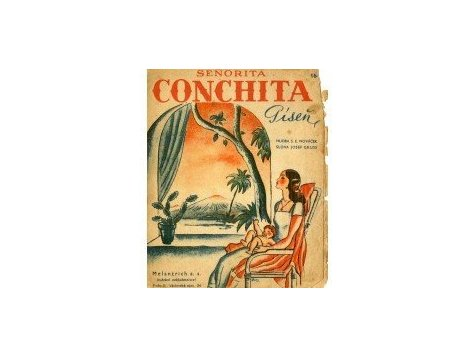 Nováček Sl. Em.: Seňorita Conchita