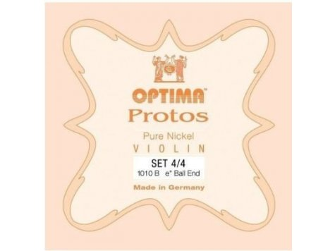 Optima Protos set 4/4 houslové struny