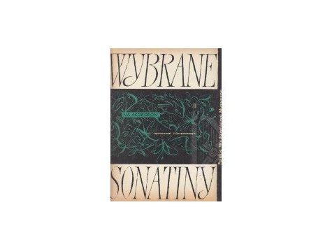 Wybrane sonatiny na akordeon II /2.exemplář