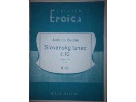 Dvořák Ant.: Slovanský tanec č.10