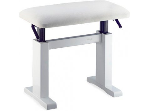 Stagg PBH 780 WHP VWH klavírní stolička