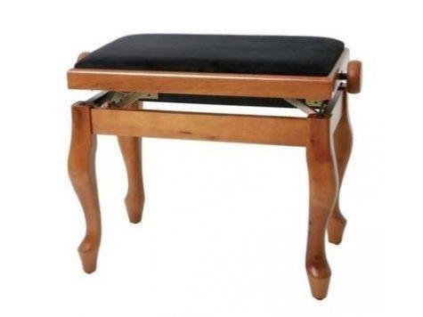 GEWA Piano stolička Deluxe Třešeň mat