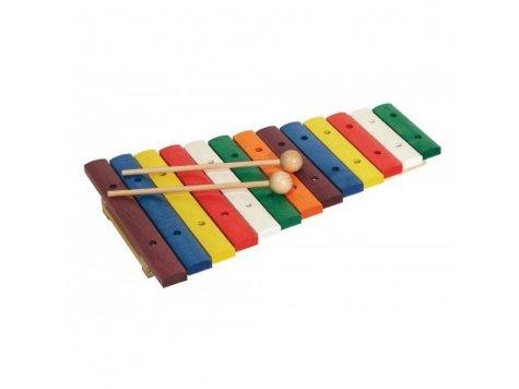 Goldon 11205 xylofon barevný