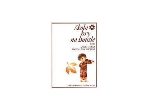 Micka: Škola hry na housle 1.díl