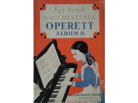 Album II.: Malé ruce velkých mistrů operety