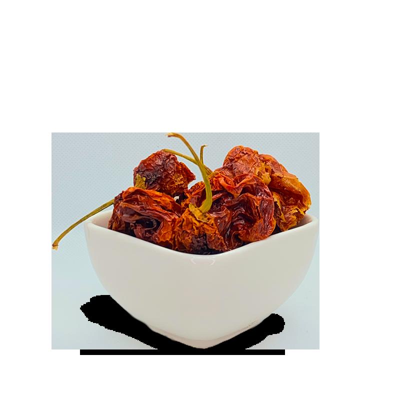 Habanero sušené papričky 30g