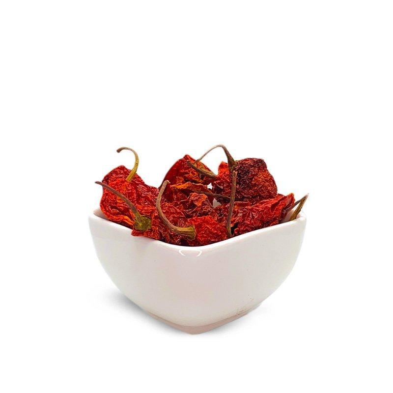 Naga Bhut Jolokia sušené papričky 10g