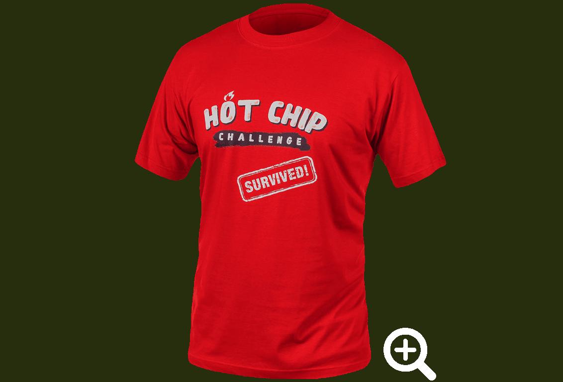Tričko HOT-CHIP