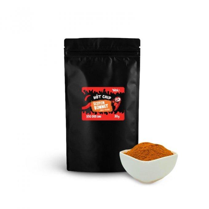 Scotch Bonnet chilli prášek 30g