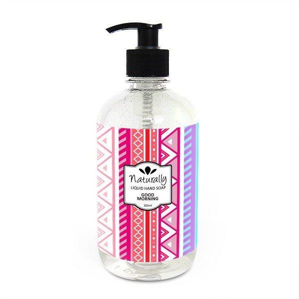 Prírodné tekuté mydlo na ruky dobré ráno 500 ml