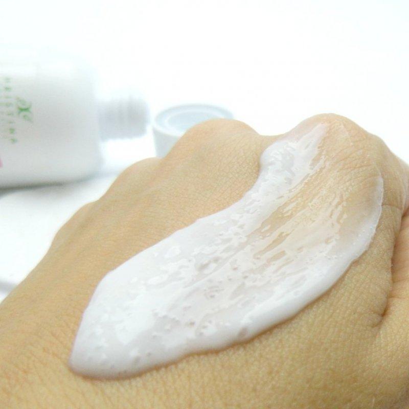 Natürliche Hautreinigungsmilch für Augen, Gesicht und Lippen – Schwertlilie 150 ml