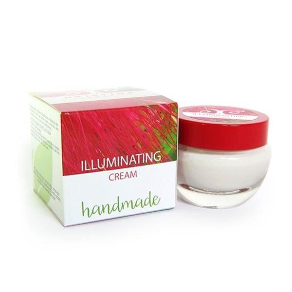 Natürliche handgemachte aufhellende Gesichtscreme Tonikum 50 ml