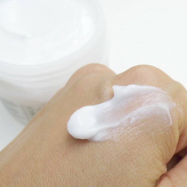 Prírodný krém na ruky a chodidlá jahodová pena 100 ml