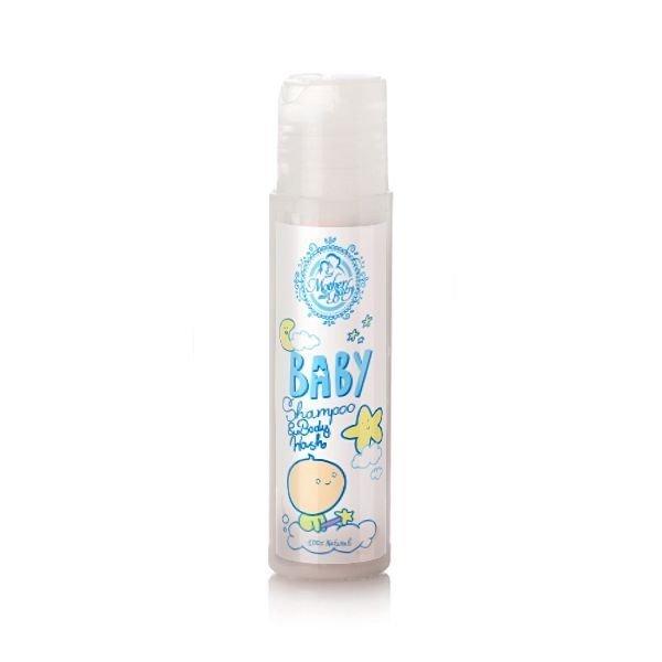 Naturalny szampon i mydło do ciała dla niemowlęcia 50 ml