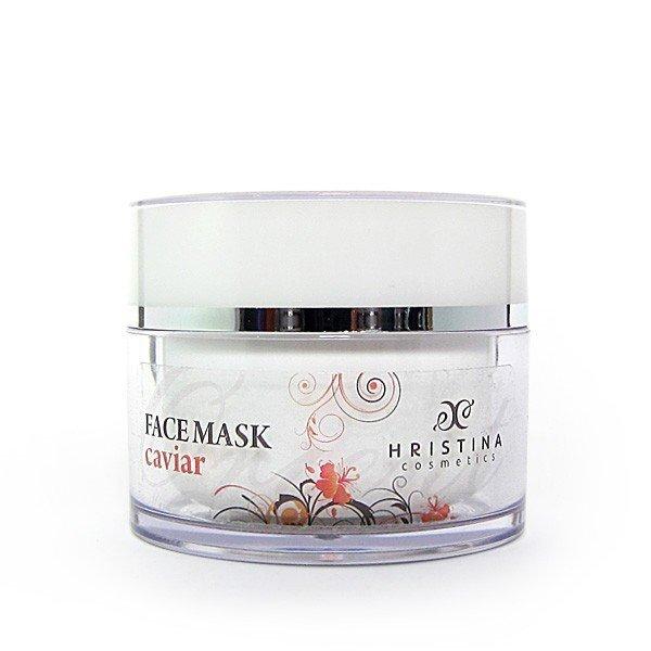 Přírodní obličejová maska kaviár 100 ml