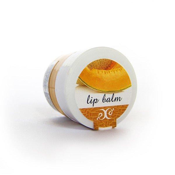 Naturalny balsam do ust żółty melon 30 ml
