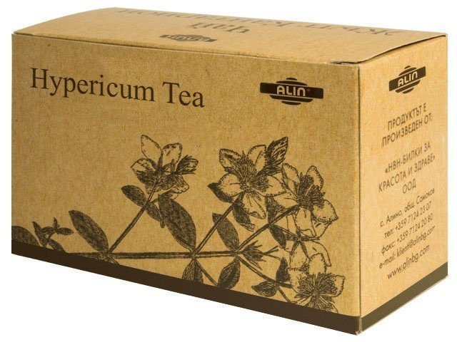 Čaj ľubovník 30 gr