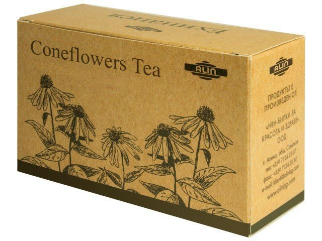 Čaj echinacea 20 gr