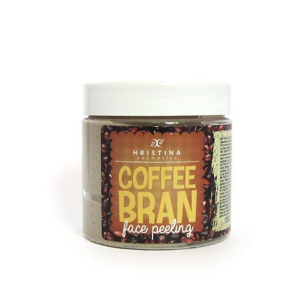 Natürliches Peeling aus Kaffeebohnen 200 ml