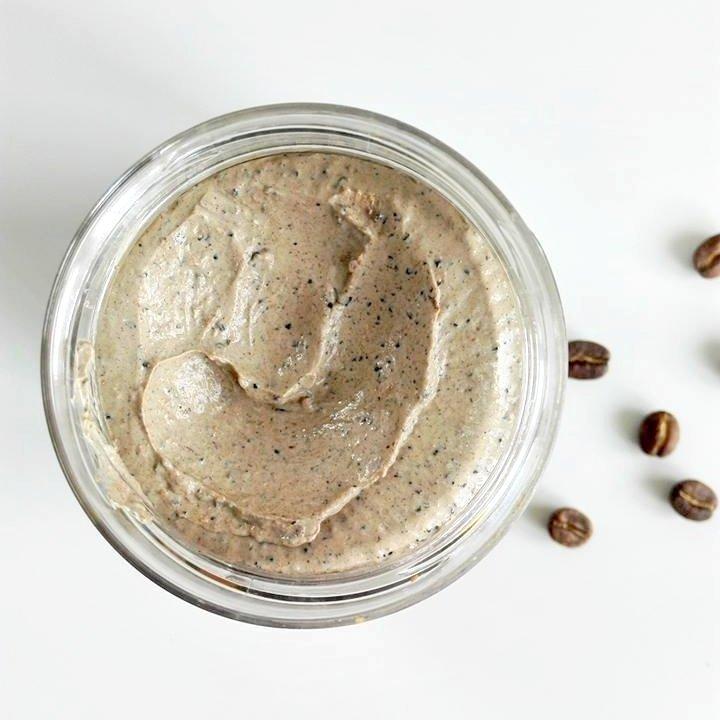 Přírodní peeling z kávových zrníček 200 ml