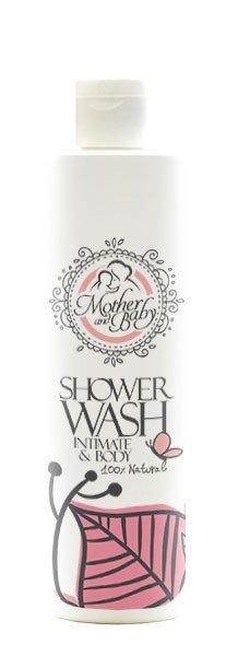Přírodní sprchový gel - intimní & tělo - dehydrovaná pleť pro maminky 250 ml