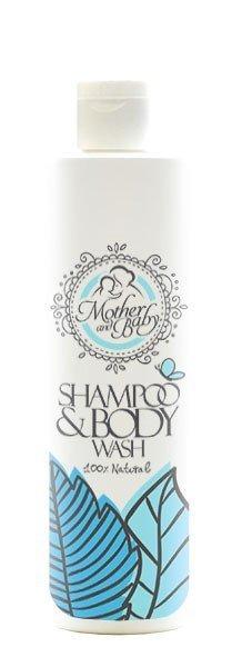 Prírodný šampón na vlasy a telo pre mamičky 250 ml